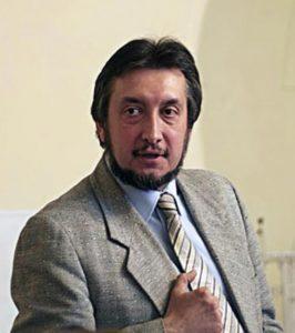 Бухаркин П.Е. официальное фото