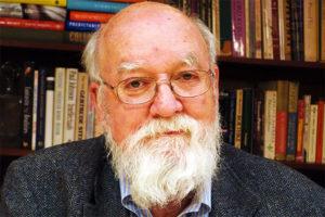 Дэниел Деннет родился в 1942 году. Американский философ, критик религии.